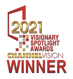 ChannelVision Winner 2021
