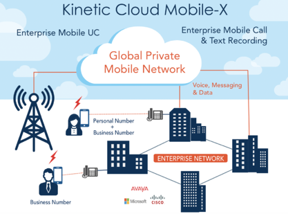 Global Private Mobile Network