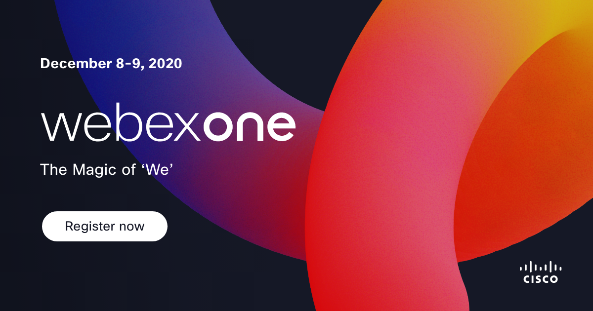 New Cisco Integration: Mobile Unified Communications Highlighted at WebexOne